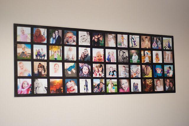 Best 20 Best Friend Picture Frames Ideas On Pinterest: 20 Nádherných Způsobů Jak Si Doma Vystavit Rodinné