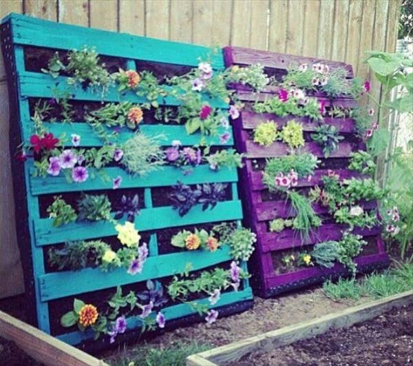 20 kreativn ch n pad na zahradn n bytek z palet vychyt vkov. Black Bedroom Furniture Sets. Home Design Ideas