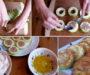 Cuketové kroužky naplněné hovězím masem v těstíčku! Připravené za 15 minut! Báječná chuť!