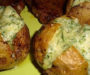 Brambory pečené ve slupce se sýrem – nejkřehčí jaké jste kdy měli! Neodolatelná chuť!