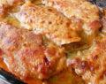 Zapečené kotlety s dokonalou česnekovou omáčkou – famózní chuť a rychlá příprava!