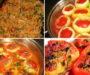 Zapečené papriky s fantastickou houbovou náplní a bylinkami – chutnají luxusně!
