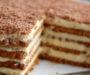Krémový vanilkovo-kakaový dezert připravený bez pečení – báječná chuť!