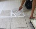 Kreativní nápad jak vylepšit starou dlažbu ve Vaší domácnosti! Výsledek je překrásný!