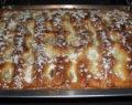 Fantastický jablečný koláč se zakysanou smetanou jen ze základních ingrediencí!