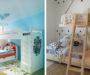 10+ kreativních nápadů na překrásné palandy do dětského pokoje!