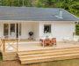 Tenhle malý domeček má jen 52 metrů čtverečních – uvnitř se ale najdete něco krásného!