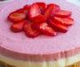 Nepečený jogurtový dort s jahodami a vážně famózní naplní!