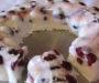 Ledový jogurtový dort s želatinou a skvělou chutí připravený za 5 minut!