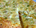 Jednoduchá domácí pizza z 5 ingrediencí! Hotová za 15 minut!