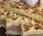 Domácí medové řezy s ořechy a tou nejlepší chutí! Hotové jsou během chvilky!