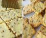 Domácí sušenky s lněným semínkem připravené v troubě za 10 minut! Chutnají skvěle!