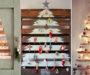 15 kreativních nápadů na krásné netradiční vánoční stromečky! Vytvořit se je zvládne každý!