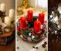 13 kreativních vánočních dekorací, které si můžete vyrobit sami! Dodají domácnosti magickou sváteční atmosféru!