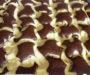 Lahodný kakaový moučník s tvarohovým krémem a jemnou chutí! Hotový za 30 minut!