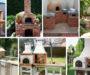 10 kreativních kouzelných nápadů na překrásné zahradní krby! Inspirujte se a vylepšete Vaší zahrádku!