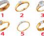Vyberte si jeden z prstenů a dozvíte se o sobě něco překvapivého! Sedí to?