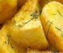 Nejlepší křupavé pečené brambory s bylinkami a vláčnou chutí! Uvnitř jsou krásně křehké a měkoučké!