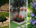 Jaké rostliny vysázet v blízkosti stromů? 13 překrásných nápadů na kreativní zahradní dekorace!