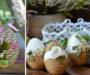 Vezme provázek a udělá něco neobvyklého! Kreativní nápad na překrásnou velikonoční dekoraci, která oslní každého!