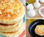 Lahodné kefírové placky plněné sýrem a šunkou! Jednoduchá a sytá večeře pro celou rodinu!