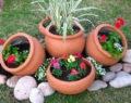 14 kreativních nápadů jak si krásně vylepšit zahrádku! Nepotřebujete zahradníka k tomu, aby byla Vaše zahrada nádherná!