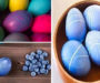 Kreativní nápad na barvení velikonočních vajec přírodním způsobem! Stačí ingredience z Vaší kuchyně!