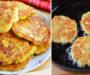 Bramborové placky plněné šunkou a sýrem – hotové za 15 minut na pánvičce! Večeře pro celou rodinu!