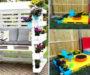 13 levných paletových nápadů, které si může doma vyrobit úplně každý! Je to vážně jednoduché!