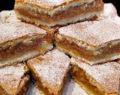 Nejlepší jablečný koláč s vynikající jemnou chutí – připravený bleskurychle za 5 minut!