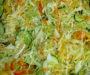 Lahodný zeleninový salát plný vitamínů s fantastickou osvěžující chutí!