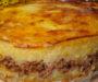 Zapečený bramborový hrnec s hovězím masem a zakysnou smetanou – fantastická chuť!