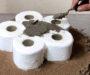 Obyčejný toaletní papír přeměnila v něco nádherného! Kreativní nápad jak si vytvořit překrásnou dekoraci do Vaší domácnosti!