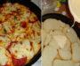 Lahodná domácí sýrová pizza ze starého chleba! Připravená v troubě za 20 minut!