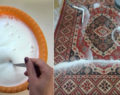 Osvědčený způsob jak vyčistit špinavý koberec! Stačí 3 ingredience z Vaší kuchyně – vypadá jako nový!