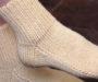 Kreativní nápad jak si uplést domácí ponožky za 15 minut – stačí Vám 2 jehlice!