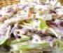 Lahodný zelný salát s luxusní jogurtovou zálivkou – připravený za 15 minut!