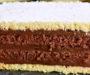 Lahodný barevný dort s luxusním čokoládovým krémem – připravený za 15 minut!